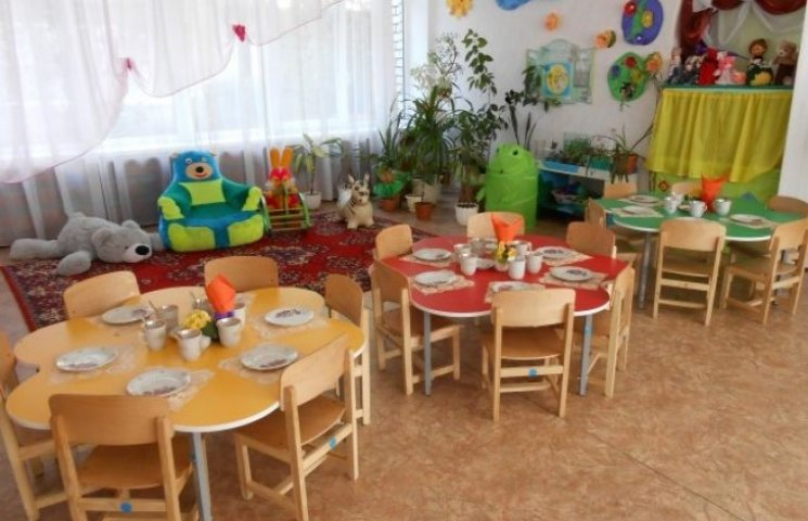 У Львові бракує місць у дитячих садочках