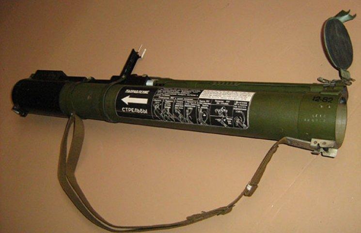 """""""Нацгвардійці"""" звозять в Одесу зброю з зони АТО"""