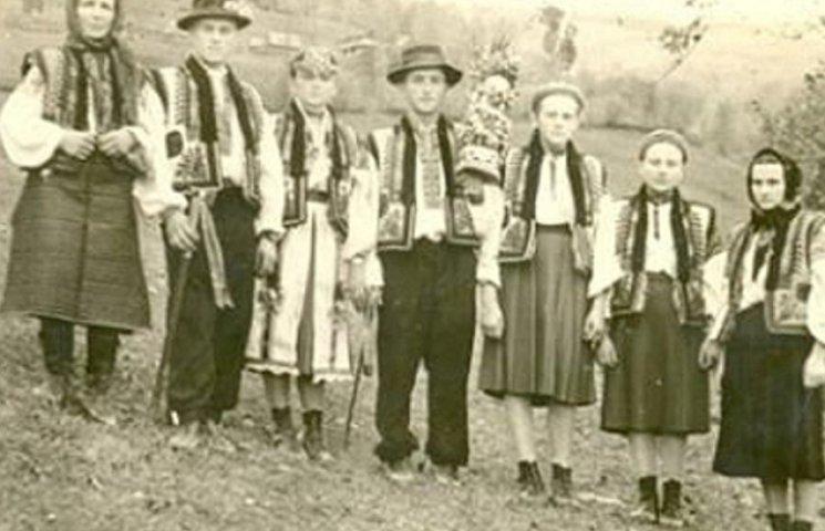 Закарпатські молодята з минулого: На це…