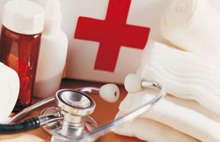 Протягом першого півріччя медики області надали допомогу сотням АТОшників та переселенців