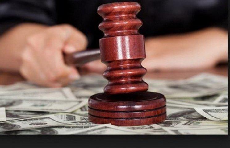 Найбільшу в Україні кількість корупціонерів судитимуть на Дніпропетровщині
