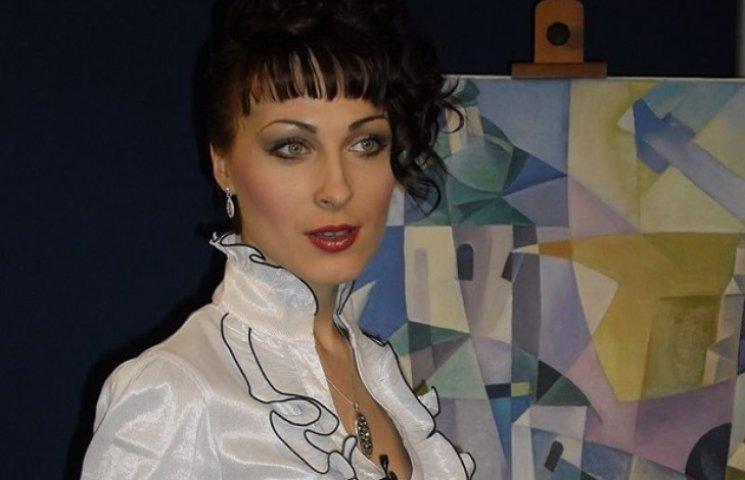 Сумська поетеса Ольга Беляєва представила у Тернополі творчий проект про війну