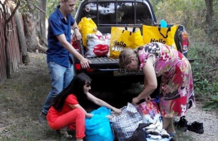 Переселенцям Вінниччини допомагає країна тюльпанів