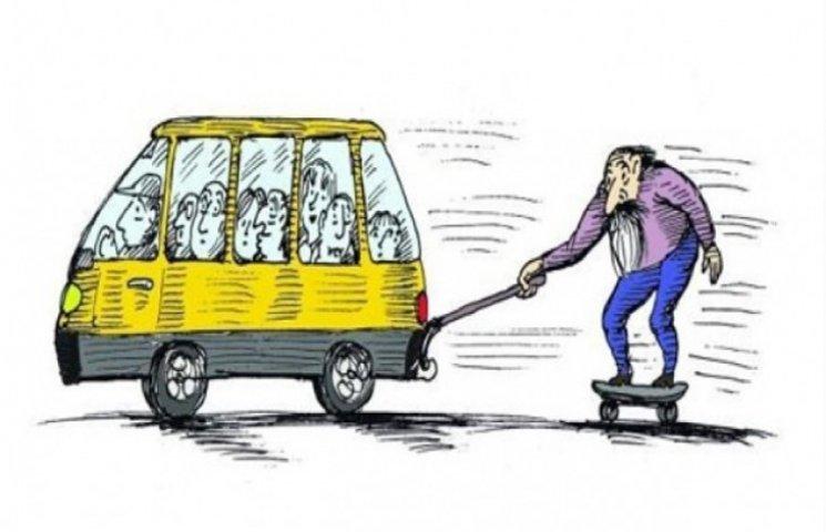 У Староконстянтинові пільговики безкоштовно їздиять лише в певні години