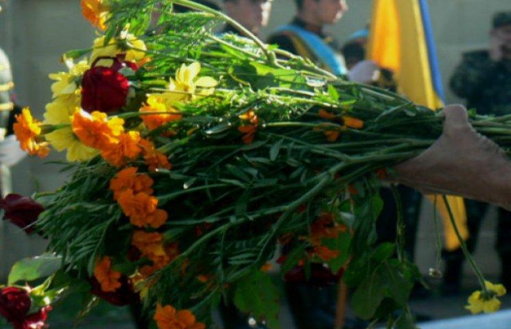 Імена ще двох полеглих воїнів АТО увічнять в Шепетівці