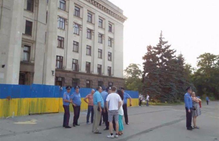 Одеські посібники російських окупантів вже бачать в місті військову базу США