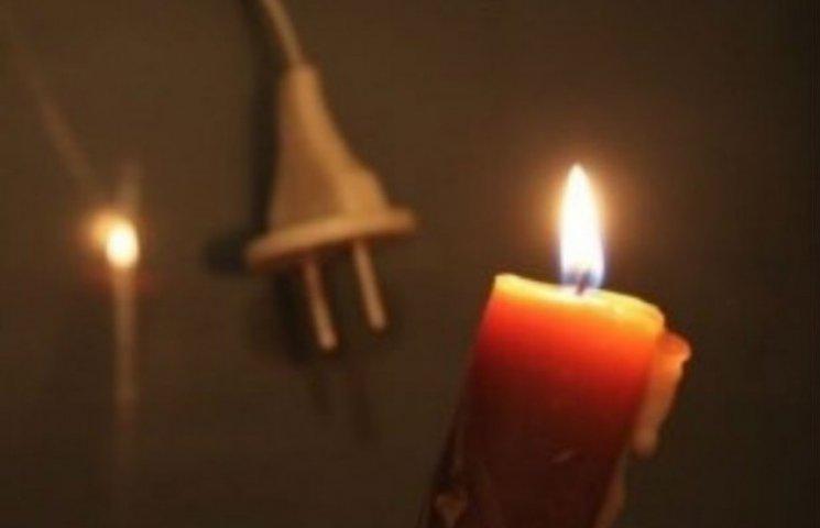 Влада Сум заявила, що світлу в Сумах залишилось три дні