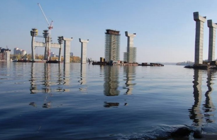 У Києві кажуть, що запорізькі мости не добудують