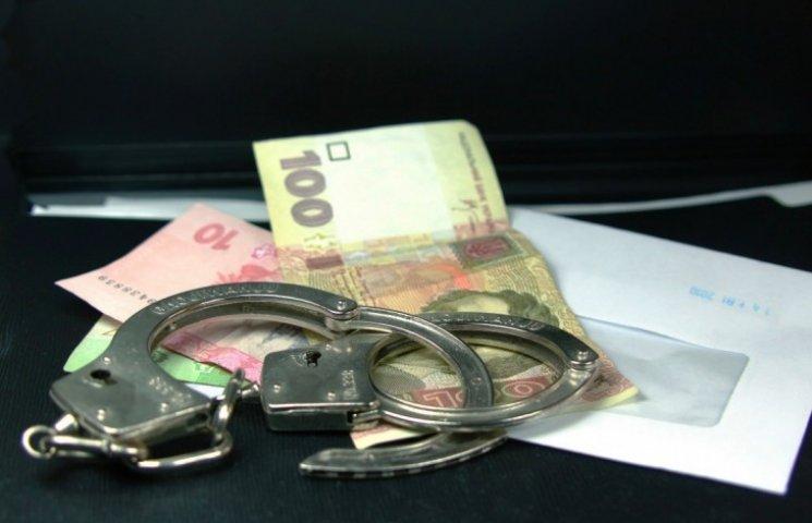 Затримання групи чиновників на Одещині