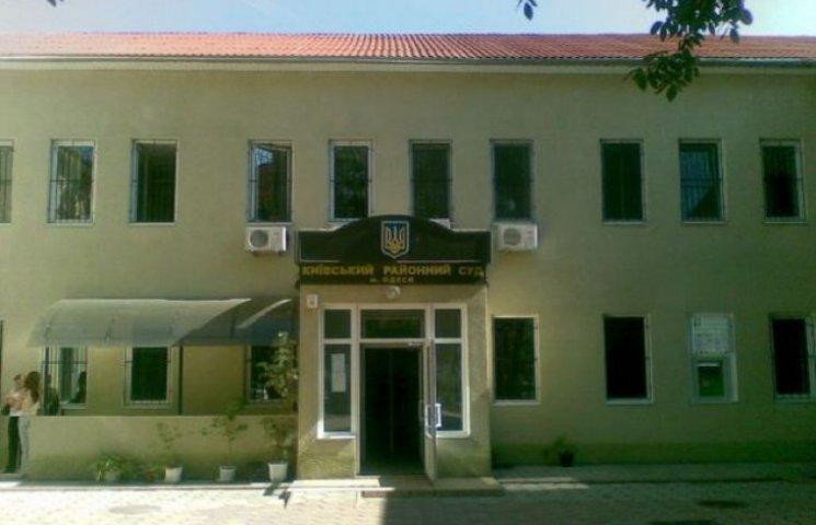 Київський районний суд Одеси ухвалив затримання водія, який наїхав на пішоходів