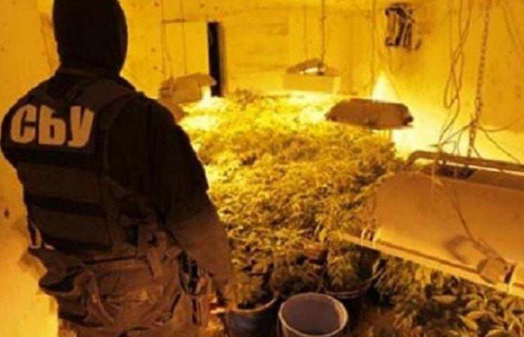 Вінницькі СБУшники затримали донецьких наркодилерів