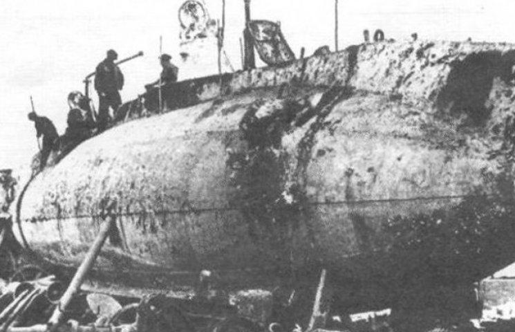 """Чому столітня субмарина """"Сомъ"""" теж конфуз для Путіна"""