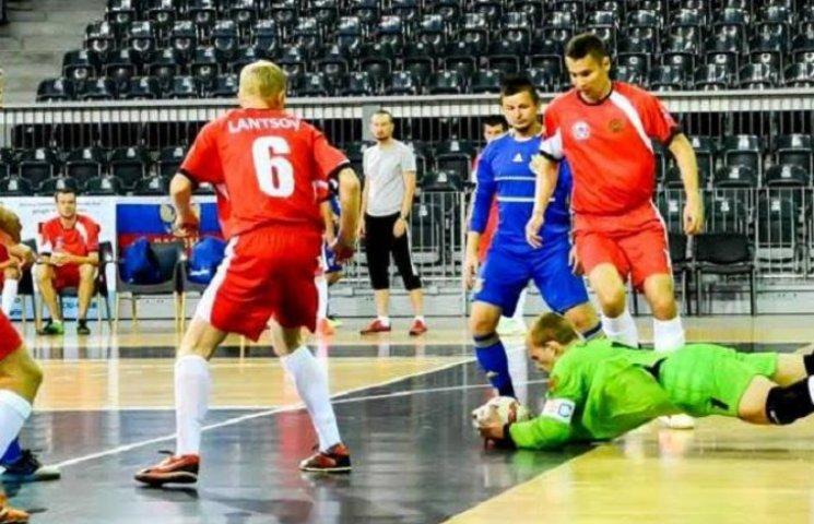 Росіяни завадили вінницьким футзалістам здобути медалі ДіаЄвро