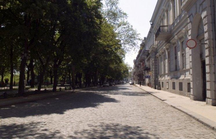 Приморський бульвар Одеси прийме ярмарок вакансій