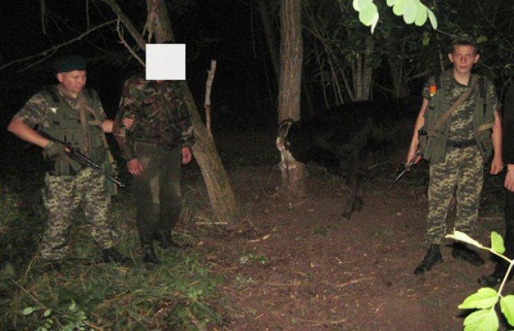 На Сумщині затримали контрабанду м'яса та спирту