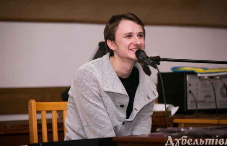 Композитор-неокласик Єгор Грушин дає сольний концерт у Вінниці