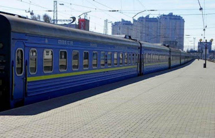 На залізнічному вокзалі Одеси подовжують платформи