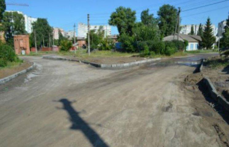 У Сумах взялися добудовувати дорогу, заморожену в 2008 році