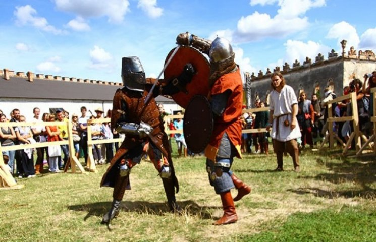 У Меджибожі відбудеться 10 фестиваль середньовічної культури