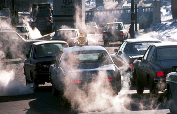 Повітря у Хмельницькому забруднене, проте пилюки менше