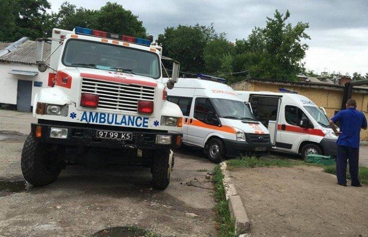 До Харкова привезли 67 поранених з передової