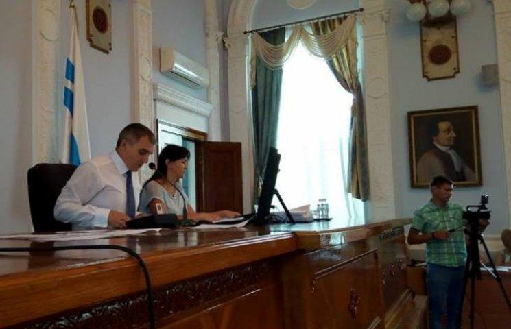 Сєнкевич назвав себе одним з головних ньюзмейкерів у Миколаєві