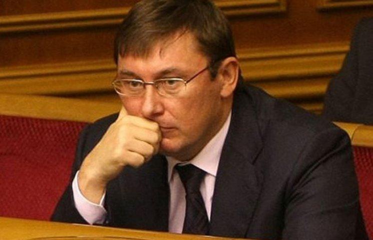 Луценко заявив, що не призначатиме прокурором Миколаївщини Забарчука