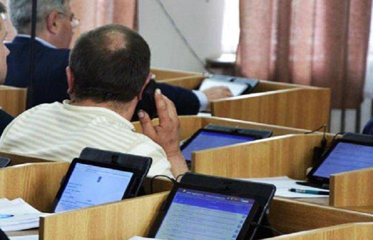 Летичівська ОТГ отримала нову систему голосування