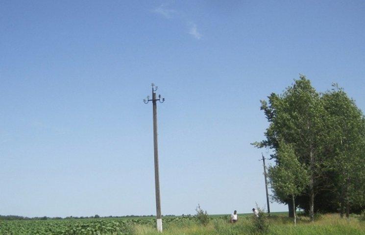 На Вінниччині вкрали 5 км високовольтних ліній електропередачі