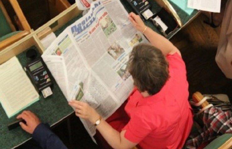 По 50 тисяч отримають роздержавлені друковані видання Хмельниччини