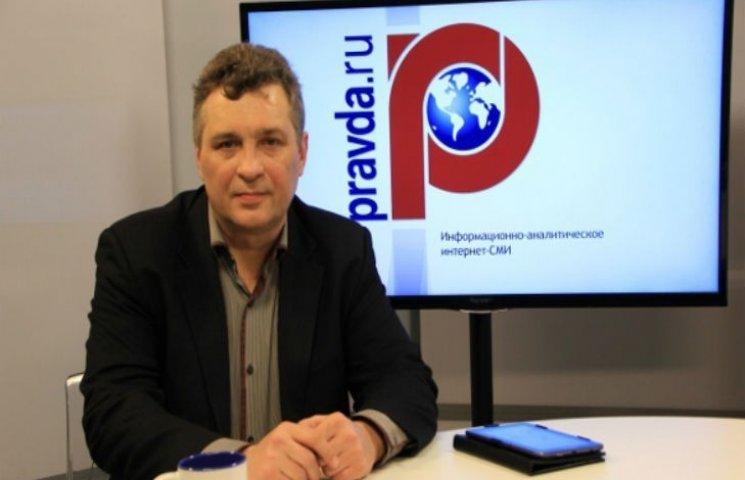 СБУ задержала одиозного харьковского сепаратиста, которого выдворили из России, - СМИ
