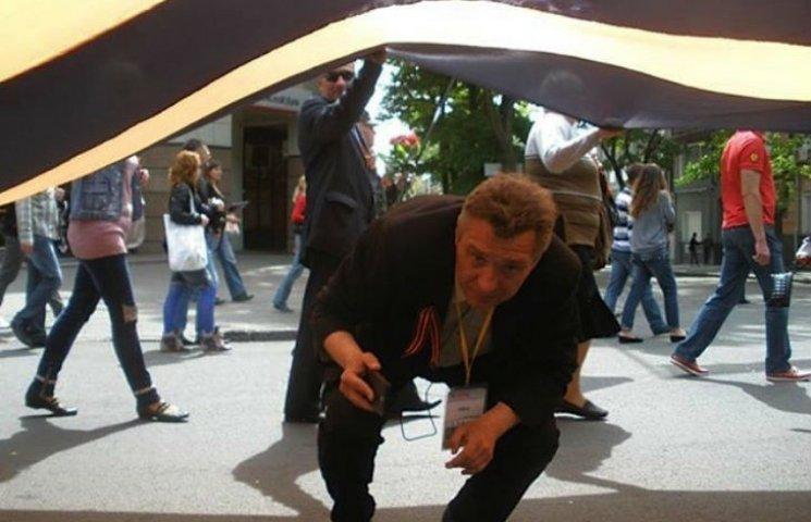 Хто такий харківський сепаратист Бородавка, якого видворили навіть із Москви