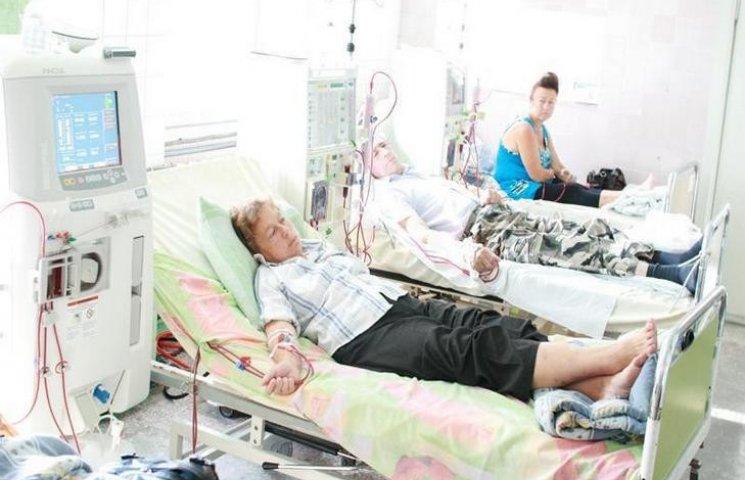 Нове гемодіалізне відділення невдовзі відкриють у Хмельницькій міській лікарні