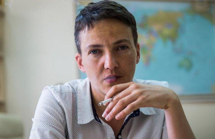 Как Савченко жестко подставила Захарченко и Плотницкого