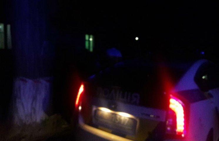 На Полтавщині біля військової частини учасник АТО і волонтер підірвали гранату