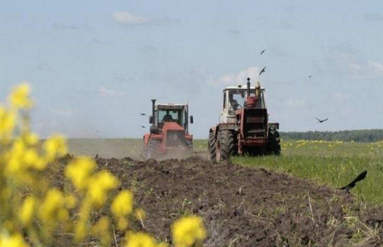 В Ізяславі агропідприємство незаконно використовувало 7 гектарів землі