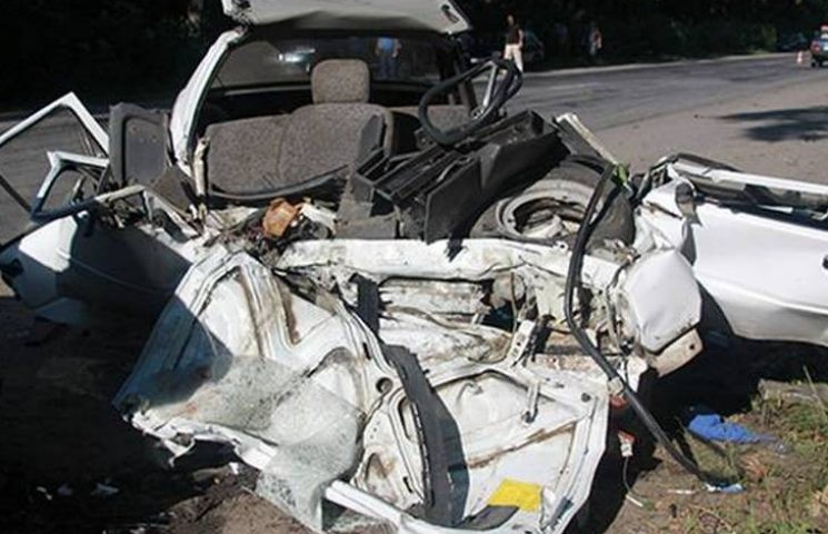 """Під Козятином в ДТП загинули водій та двоє пасажирів """"Славути"""""""