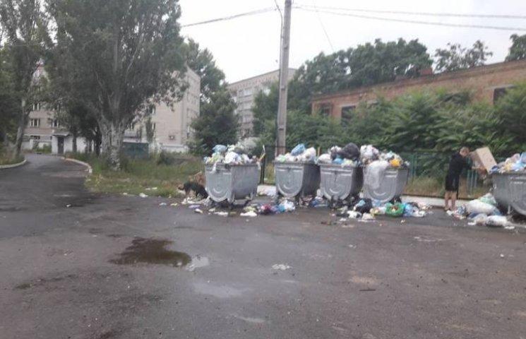 Миколаївці тонуть у смітті: жителі Лісків стаждають від смороду та антисанітарії