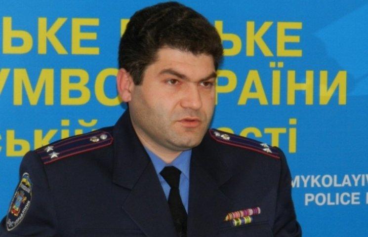 Суд поновив на посаді заступника Нацполіції Миколаївщини