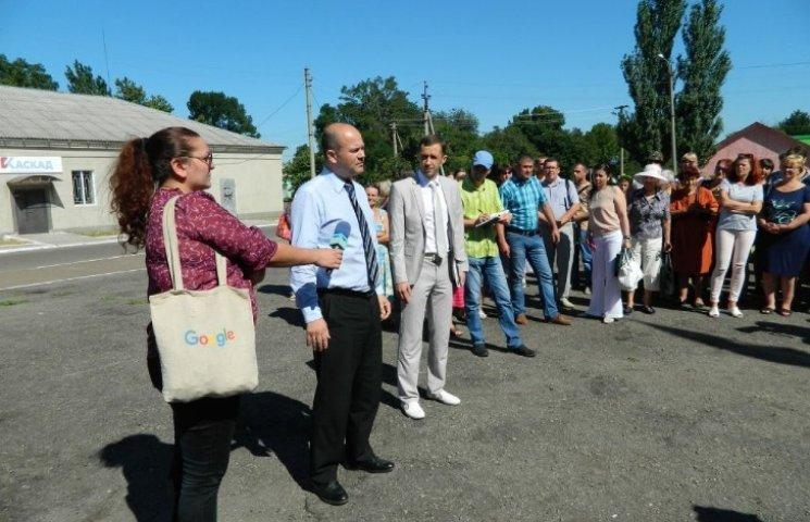 На Миколаївщині АТОшники вимагають звільнення голови Доманівської РДА