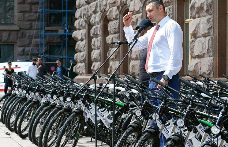 Кличко готов быть мэром Комсольска