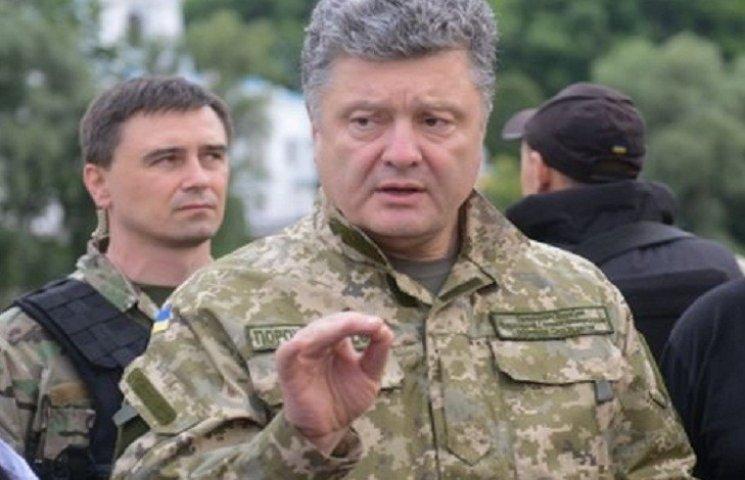 Порошенко хоче навчити НАТО воювати з Росією