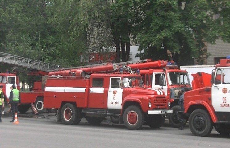 У Харкові палала багатоповерхівка: врятовані 15 людей, 35 евакуйовані