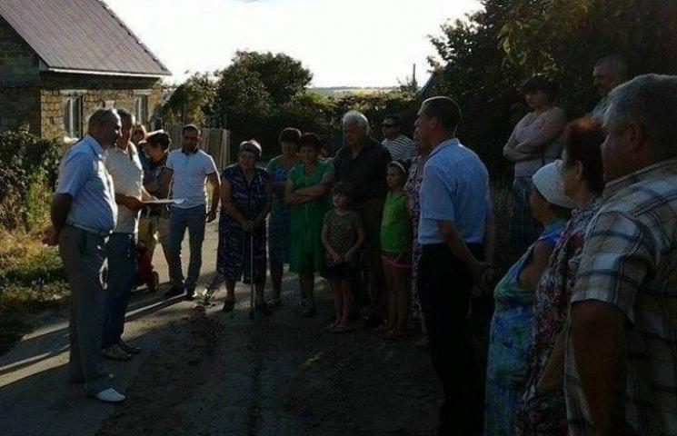 Мешканцям Широкої Балки пообіцяли оголосити конкурс на ще один маршрут