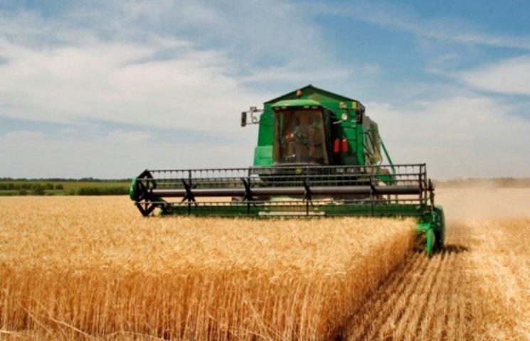 Миколаївські хлібороби зібрали перший мільйон тонн зерна