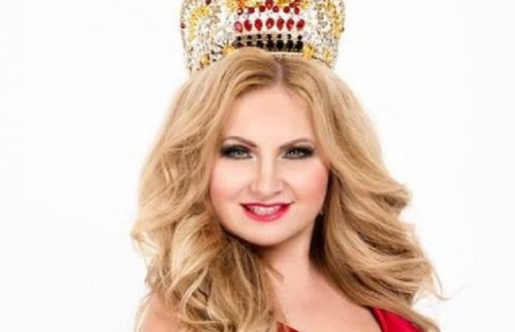 Українка виборола титул найкрасивішої жінки планети Mrs United Nations Earth