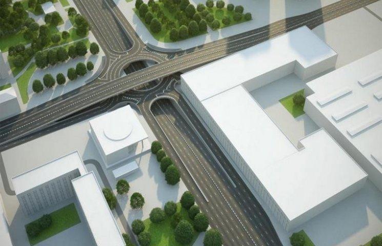 У Хмельницькому буде нова транспортна розв
