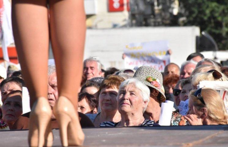 Змеиные туфельки Тимошенко высмеяли в сети