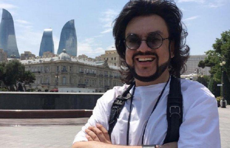 Схудлий Кіркоров показав повністю татуйоване тіло