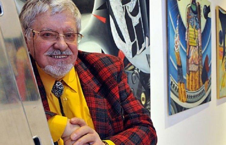 Визнаний у світі український художник розповів, чому не продає свої картини